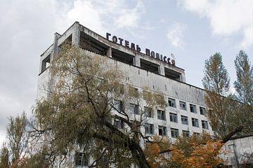 Pripyat hotel von Tim Vlielander