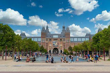 Rijksmuseum in Amsterdam van Ivo de Rooij