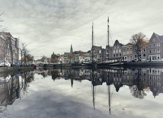 Haarlem: de Pegasus. van Olaf Kramer