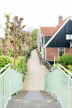Kolhorn | Pittoresk Nederlands dorp in Noord Holland | Wall art foto print van Milou van Ham