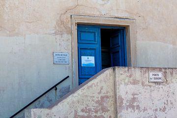 Rathaus: Zugang zu Europa von Kees van Dun