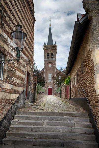 Kerk in Elsloo van Mark Bolijn
