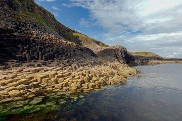 Basalt zuilen 3 - Isle of Staffa - Schotland van Jeroen(JAC) de Jong