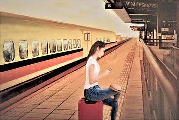 From station to station van Frans Klijzen