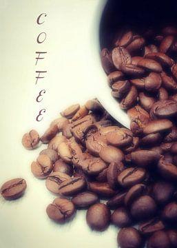 Retro Kaffee van Heike Hultsch