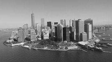 New York Black 'n  White van Josina Leenaerts