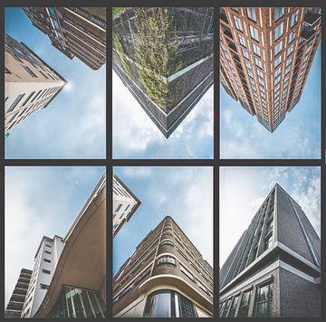 street buildings natural van Bob Crooymans