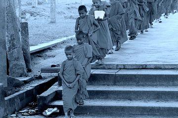 Boeddhisme, Sri Lanka van Inge Hogenbijl
