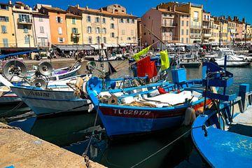 St. Tropez sur P.D. de Jong