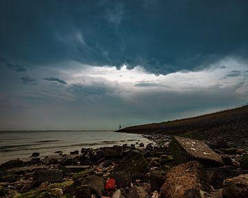 Storm op komst van Wesley Kole