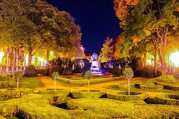 Kleiner Sablonplatz in Brüssel von Scarlett van Kakerken