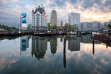 Oude Haven Rotterdam von Luc Buthker