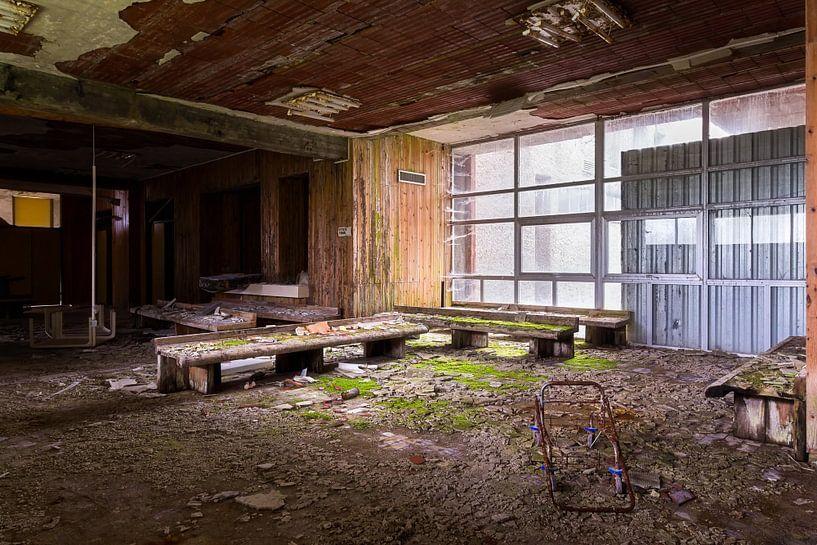 Wachtkamer in Ziekenhuis. van Roman Robroek