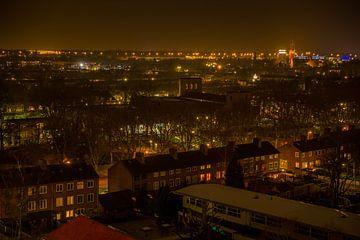 Breda by night van Raymond Meerbeek