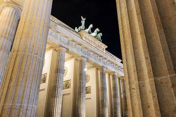 Berlin - Brandenburger Tor von Frank Herrmann