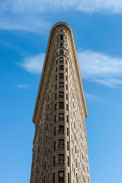 Flatiron Building in Manhattan, New York van Mark De Rooij