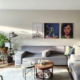 Kundenfoto: SimplyBeauty (EinfachSchön) von Lucienne van Leijen, als akustikbild