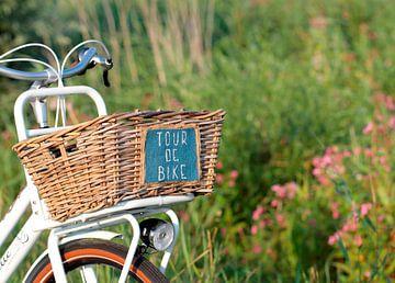 tour de bike von Bernadette Struijk