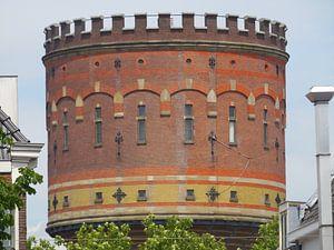 Watertoren in Utrecht van Jeroen Schuijffel