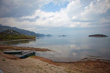 Meer van Scutari - Montenegro van t.ART