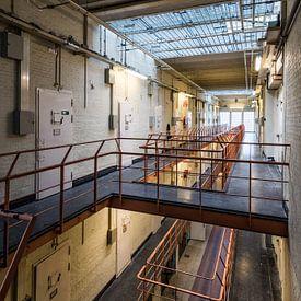 Urbex - Gevangenis Schutterswei in Alkmaar van Keesnan Dogger Fotografie