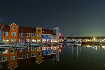 Reitdiep haven Groningen van Han Kedde