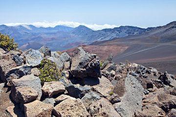 Haleakalā krater - Maui, Hawaii van t.ART