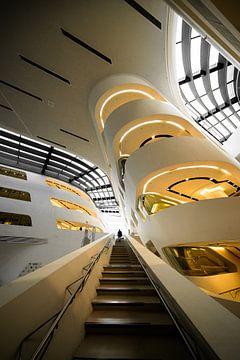 Kraftvolle moderne Architektur in Wien von Twan Thimister