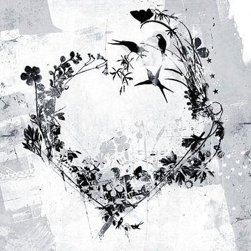 Stern-Herz von Teis Albers