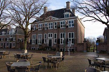 Gemeentehuis het Prinsenhuis in Hellevoetsluis van Anita van Gijn