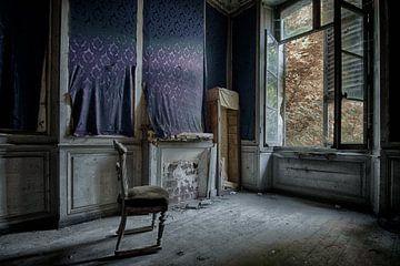 De eenzame stoel von Rens Bok