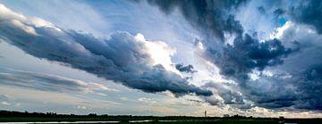 Holländische Luft im Wormer und Jisperveld von Studio de Waay