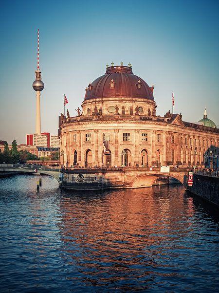 Berlin – Bode Museum van Alexander Voss