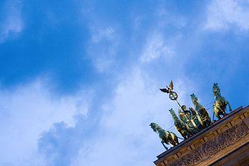 Brandenburger Tor Berlijn van Liesbeth van Asseldonk