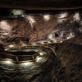 Ancienne mine de sel sur Thomas Weber