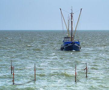 IJsselmeervissers van Kees Rustenhoven