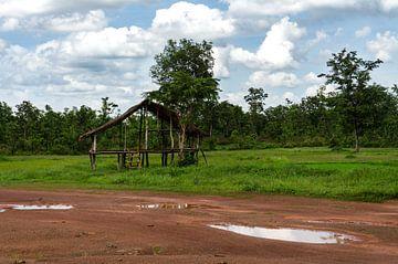 Laos, Vientiane, uitzicht von Eline Willekens