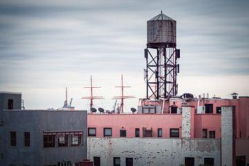 New York - Stadtlandschaft sur Alexander Voss