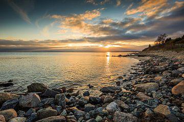 Gouden Baltische Zee van Ursula Reins