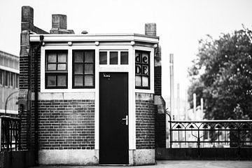 Alte Damentoilette in Haarlem Station von Bart Rondeel