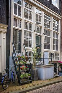 bloementrap, Amsterdam