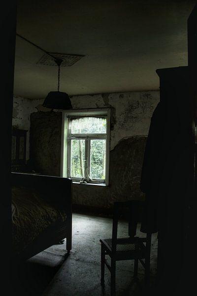 Scary bedroom von Melvin Meijer