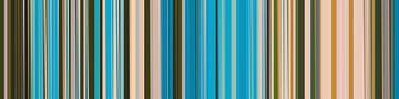 rayures verticales abstraites sur eigens