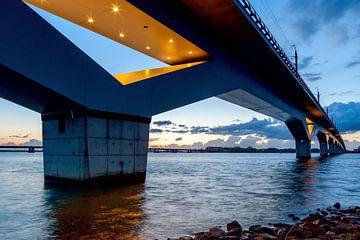 HSL Moerdijk Brücke von Eugene Winthagen