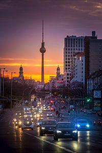 Berlin Carlights von Iman Azizi