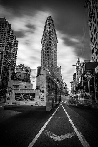 Iron Building NY van
