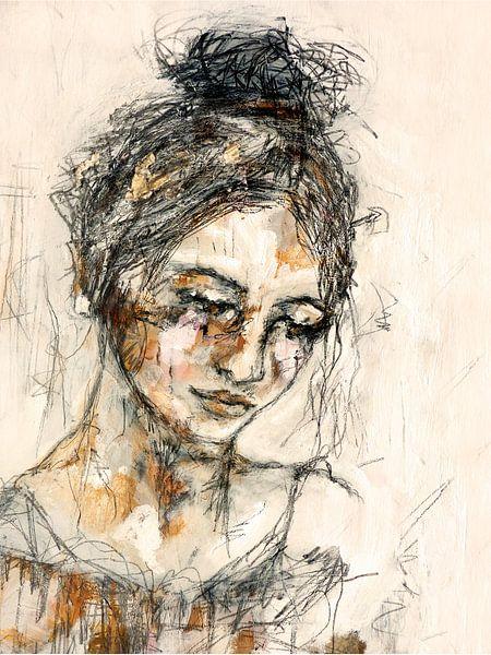 woman von Christin Lamade