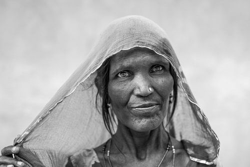 Indische vrouw van Jelle  Beuzekom