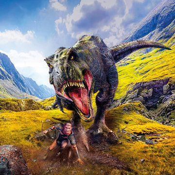 Killing T-Rex von Uwe Frischmuth
