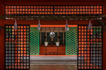 Japanse tempel 1 van FotovanHenk
